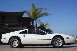 1987 Ferrari 328 GTS, xlnt, new timing belts, new leather