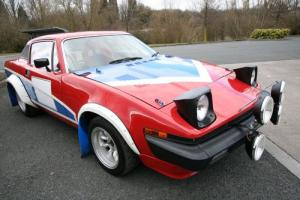 Triumph TR8 Works Replica