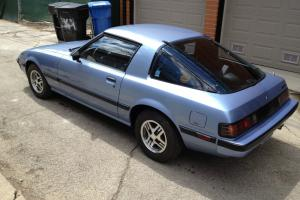 1983 Mazda RX-7 S Coupe 2-Door 1.1L