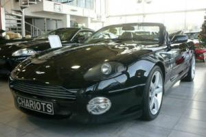 2004 Aston Martin DB7 Sports/Convertible 5935cc Petrol