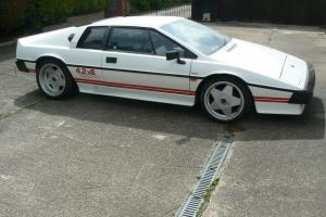 MODIFIED 1981 LOTUS ESPRIT WHITE 4.2 LITRE V8 320 BHP