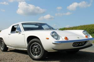 1971 Lotus Europa Twin Cam