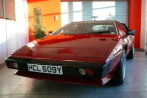 Lotus Esprit Standard Car 2174cc Petrol 1983  Photo