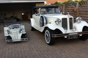 BEAUFORD CAR AND MINI BEAUFORD TOT ROD (sold separately)