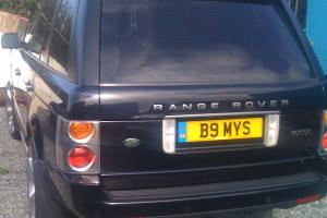 Range Rover  Photo