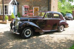 Bentley R type Automatic  Photo