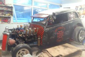 Rat Rod 1938 Opel Hot Rod