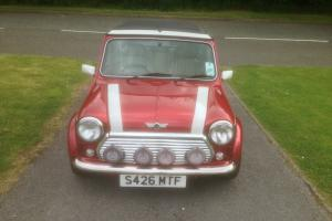 1998 Rover Mini Cooper Sport 48k miles, full length electric sunroof