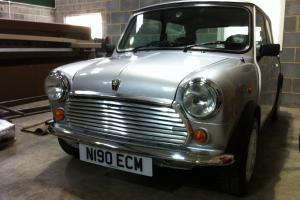 1996 ROVER MINI EQUINOX SILVER - Excerlent Original Condition