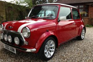 1998 ROVER MINI COOPER red, 1275 mpi, sportspack, sport pack