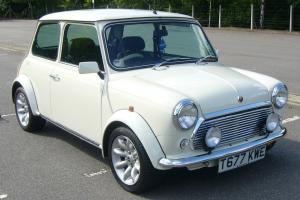 1999 Rover Mini 40 Limited Edition, Old English White, 1 Owner, Low Mileage  Photo