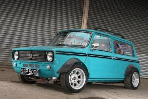 MINI CLUBMAN EST V8 1972, Rover V8, UN1, GT40, Mid Engine 4.5 ltr  Photo