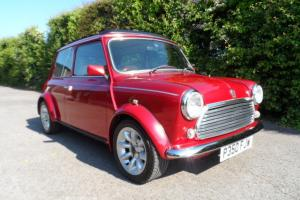 199 Mini Kensington Stunning condition Nightfire Red1275cc electric full sunroof  Photo