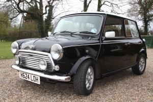 1990 Mini Cooper S (Rover Special Products development car)