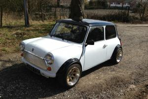 Mini Classic Bike engined Rwd Not Z cars Just rebuilt No Reserve Drift race car