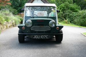 Mini Moke Leyland 1965  Photo