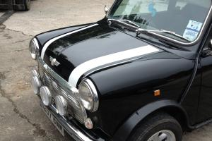1989 AUSTIN MINI BLACK ,looks like cooper