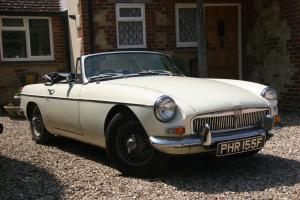 MGB Roadster 1969  Photo