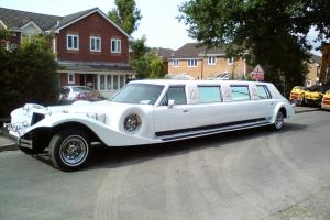 Excalibur Stretched Limousine