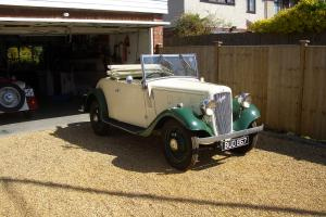1935 Austin Clifton, Extensively restored