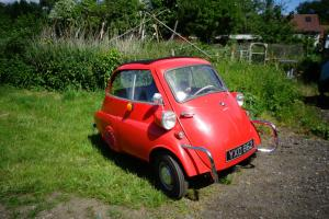 BMW Isetta Bubble Car 1960  Photo