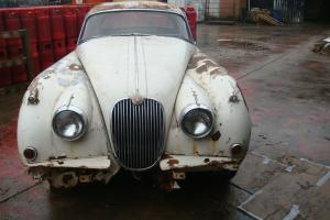 jaguar xk150 Fixed Head Coupe  Photo