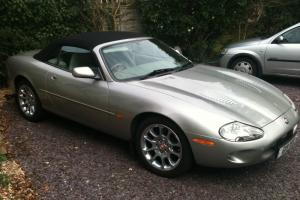 Jaguar XKR Convertible  Photo
