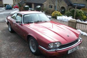 1994 JAGUAR XJ-S V12 6.0 Facelift - Full History - Great condition - Rare Car  Photo