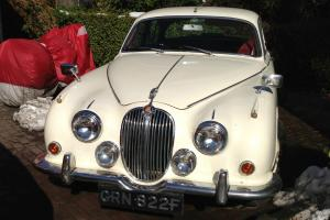 1968 Jaguar Mk2 S type 2.4 240, full MOT, tax exempt, manual, overdrive