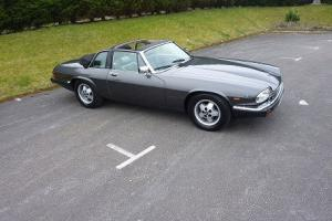 Jaguar XJS sports/convertible Grey eBay Motors #171054834901