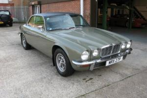 1975 Jaguar XJ6C Coupe  Photo