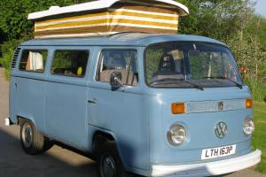 VOLKSWAGEN T2 CAMPERVAN SELLING WITH NO RESERVE