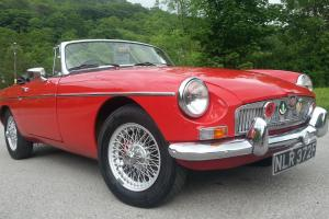 Truly Stunning 1967 mgb roadster,DEPOSIT TAKEN SIMILAR CARS REQUIRED  Photo