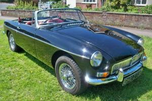 1964 MG/ MGF MGB Sports/Convertible 1800cc Petrol