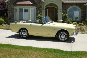1967 Sunbeam Alpine Series 5