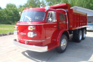 1970 American LaFrance Fire Truck Dump Truck Conversion - Custom Photo