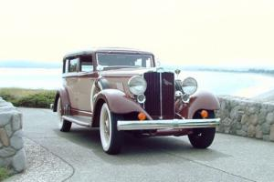 1932 I-226 Hupmobile-Very Rare