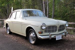 1966 VOLVO 122 S ... AUTOMATIC TRANSMISSION ... California One Owner ... 122S