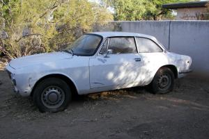 1969 Alfa Romeo GTV project