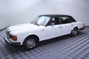 1984 BENTLEY EXTREMELY LOW MILES!