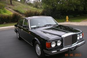 1989 Bentley Mulsanne S Photo