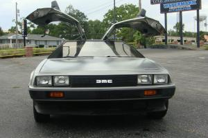 1981 DELOREAN DMC 12 LOW MILEAGE GOOD SHAPE **NO RESERVE**