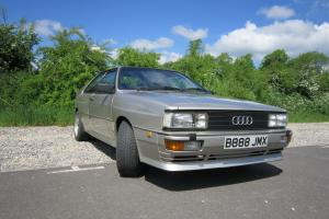 1984 Audi UR quattro turbo  Photo