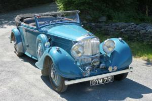 1937 Bentley 4 1/4 Offord Four Door Cabriolet B56JD