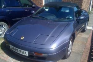 LOTUS ELAN SE TURBO 1.6 1991 FULL M.O.T.