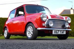 2000 ROVER MINI COOPER ON 13800 MILES FRON NEW