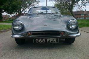 TVR GRANTURA MK111 1963 Photo