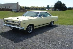 1966 Mercury Comet Cyclone GT Photo