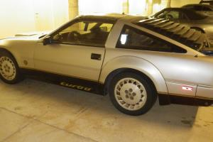 1984 Nissan 300ZX  AE  Turbo 50Th Anniversary Collectors Edition