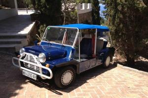 AUSTIN MINI MOKE 1985 SPANISH REG LEFT HAND DRIVE